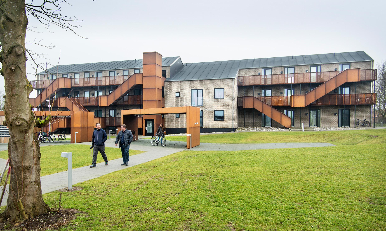 Østre Hougvej kollegium ved Middelfart